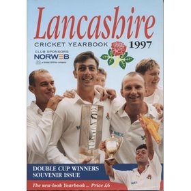 OFFICIAL HANDBOOK OF THE LANCASHIRE COUNTY CRICKET CLUB 1997