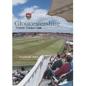 GLOUCESTERSHIRE COUNTY CRICKET CLUB  YEAR BOOK 2002