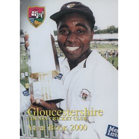 GLOUCESTERSHIRE COUNTY CRICKET CLUB  YEAR BOOK 2000