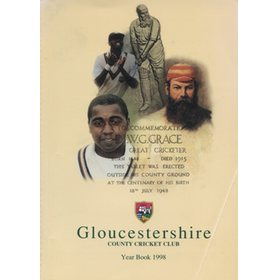 GLOUCESTERSHIRE COUNTY CRICKET CLUB  YEAR BOOK 1998
