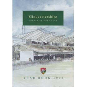 GLOUCESTERSHIRE COUNTY CRICKET CLUB  YEAR BOOK 1997