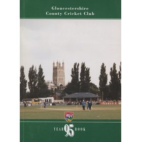GLOUCESTERSHIRE COUNTY CRICKET CLUB  YEAR BOOK 1995