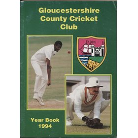 GLOUCESTERSHIRE COUNTY CRICKET CLUB  YEAR BOOK 1994