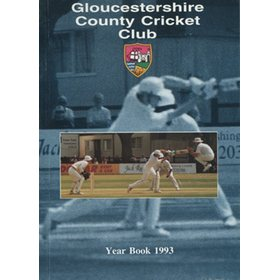 GLOUCESTERSHIRE COUNTY CRICKET CLUB  YEAR BOOK 1993
