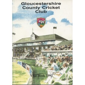 GLOUCESTERSHIRE COUNTY CRICKET CLUB  YEAR BOOK 1992