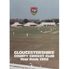 GLOUCESTERSHIRE COUNTY CRICKET CLUB  YEAR BOOK 1990