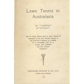 LAWN TENNIS IN AUSTRALASIA