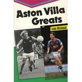 ASTON VILLA GREATS