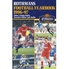 ROTHMANS FOOTBALL YEARBOOK 1996-97