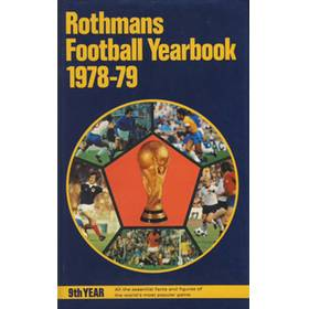 ROTHMANS FOOTBALL YEARBOOK 1978-79 (HARDBACK)