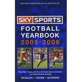 SKY SPORTS FOOTBALL YEARBOOK 2005-2006 (HARDBACK)