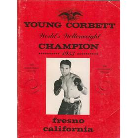 YOUNG CORBETT - WORLD