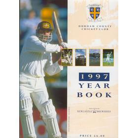 DURHAM COUNTY CRICKET CLUB YEARBOOK 1997