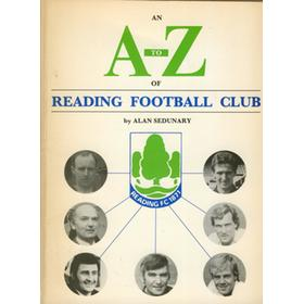 AN A TO Z OF READING FOOTBALL CLUB
