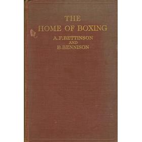 THE HOME OF BOXING