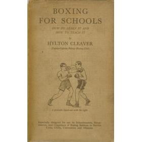 BOXING FOR SCHOOLS