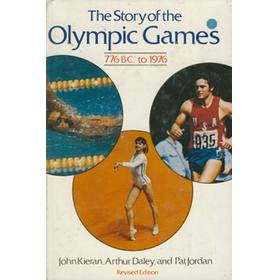 THE STORY OF THE OLYMPIC GAMES 776BC TO 1976