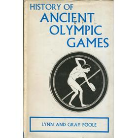 HISTORY OF ANCIENT OLYMPIC GAMES