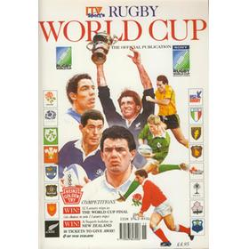 1991 RUGBY WORLD CUP OFFICIAL GUIDE
