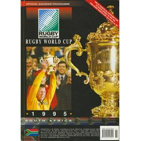 1995 RUGBY WORLD CUP OFFICIAL GUIDE