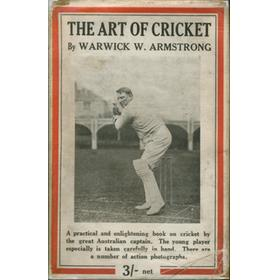 THE ART OF CRICKET