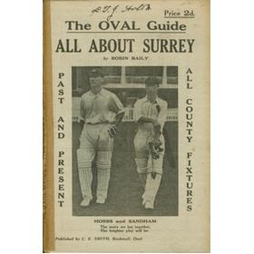 ALL ABOUT SURREY (ARLOTT