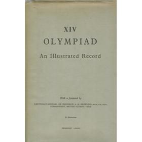 XIV OLYMPIAD - AN ILLUSTRATED RECORD