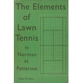 THE ELEMENTS OF LAWN TENNIS