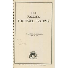 100 FAMOUS FOOTBALL SYSTEMS