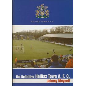 THE DEFINITIVE HALIFAX TOWN A.F.C.