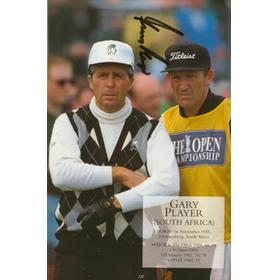 OPEN CHAMPIONSHIP 1997 (ROYAL TROON) SIGNED GOLF PROGRAMME