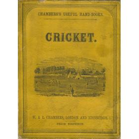 CRICKET - ITS THEORY AND PRACTICE