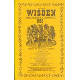 WISDEN CRICKETERS