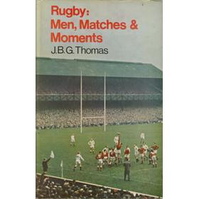 RUGBY: MEN, MATCHES & MOMENTS