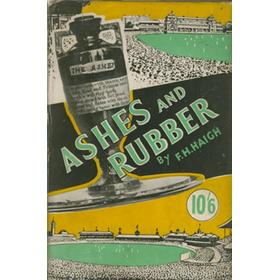 ASHES AND RUBBER