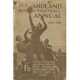 THE MIDLAND RUGBY FOOTBALL ANNUAL 1935-1936