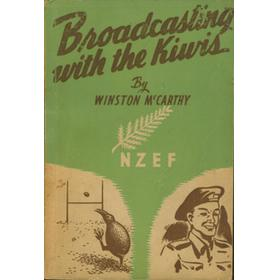 BROADCASTING WITH THE KIWIS