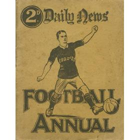 DAILY NEWS FOOTBALL ANNUAL 1920-21