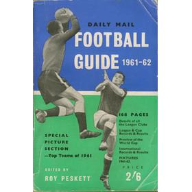 DAILY MAIL FOOTBALL GUIDE 1961-62