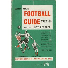 DAILY MAIL FOOTBALL GUIDE 1962-63
