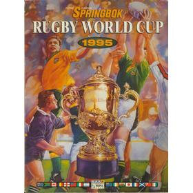 SPRINGBOK RUGBY WORLD CUP 1995