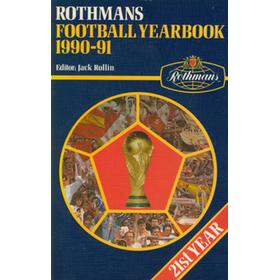 ROTHMANS FOOTBALL YEARBOOK 1990-91