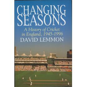 1996 English cricket season