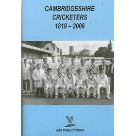 CAMBRIDGESHIRE CRICKETERS 1819-2006