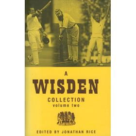 A WISDEN COLLECTION VOLUME TWO