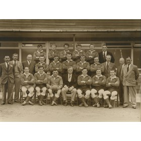 REDRUTH RUGBY FOOTBALL CLUB 1955-56