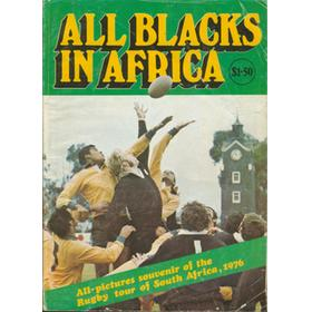 ALL BLACKS IN AFRICA 1976
