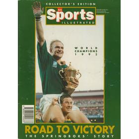 ROAD TO VICTORY, THE SPRINGBOK STORY: SPORTS ILLUSTRATED COLLECTOR