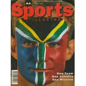 ONE TEAM, ONE COUNTRY, ONE MISSION: SPORTS ILLUSTRATED 1995 WORLD CUP PREVIEW