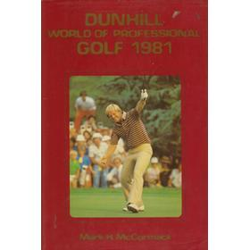 DUNHILL WORLD OF PROFESSIONAL GOLF 1981